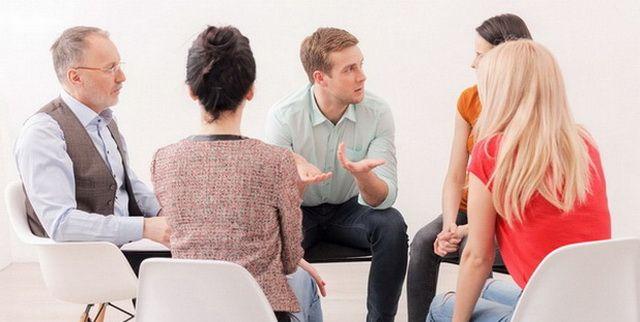 Цели участия в терапевтической группе